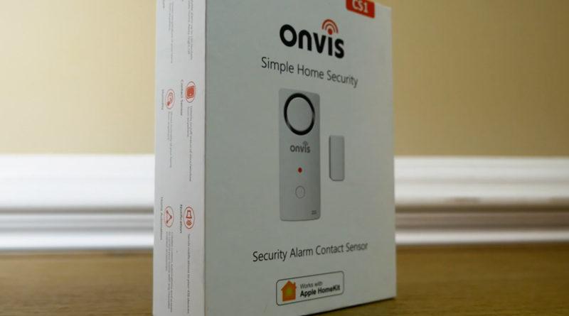 Onvis Security Alarm Contact Sensor