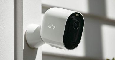 Arlo Pro 3 Camera Gains HomeKit Support