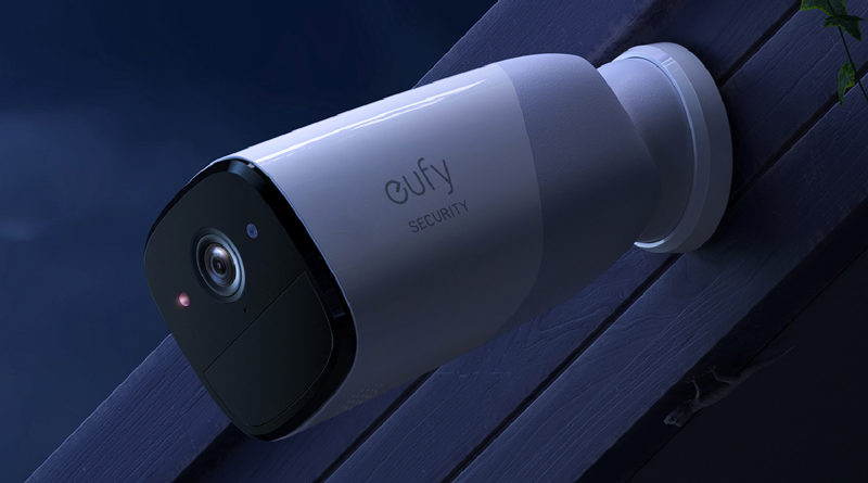 EufyCam 2 Wireless Security Cameras for HomeKit