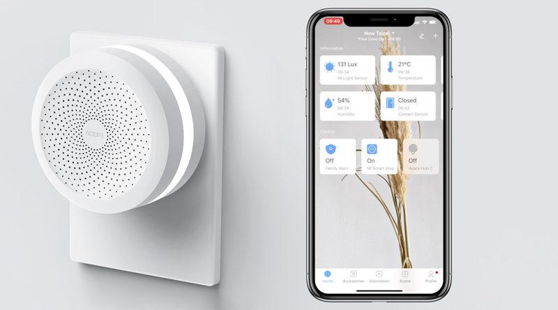 Create a Panic Alarm with the Aqara Hub, Aqara Smart Plug & Siri Shortcuts