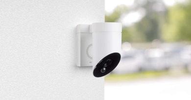 Somfy Outdoor Security Camera Gets HomeKit Update