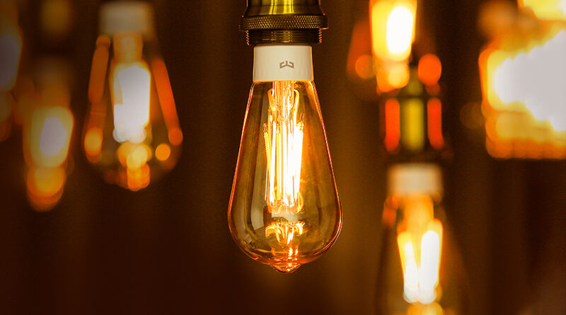 Yeelight ST64 Filament Smart Bulb (review)