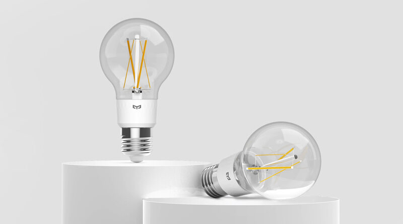 Yeelight A19 Filament Smart Bulb (review)