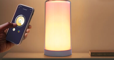 Meross Release Low Cost Colour Table Lamp With HomeKit