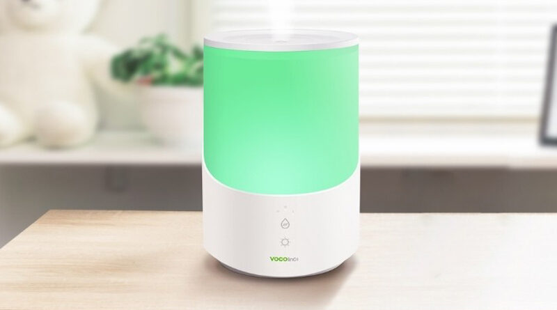 Vocolinc VH1 MistFlow Smart Humidifier (review)