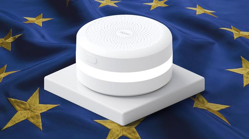Aqara M1S en servidor Europeo