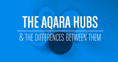 Aqara Zigbee Hubs and Their Differences (updated 7/24/21)