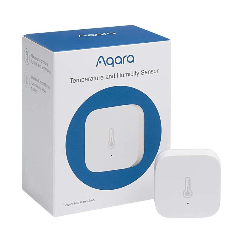 Aqara temperature & humidity sensor