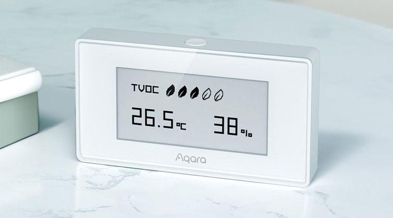 Aqara TVOC Sensor (review)